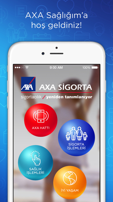 axa iphone gratis