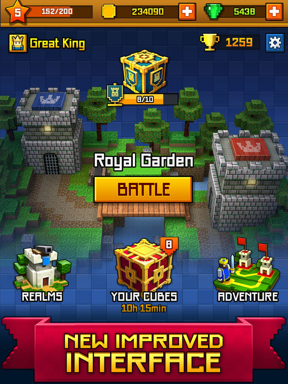 Craft Royale - The pocket pixel card battle game with ...