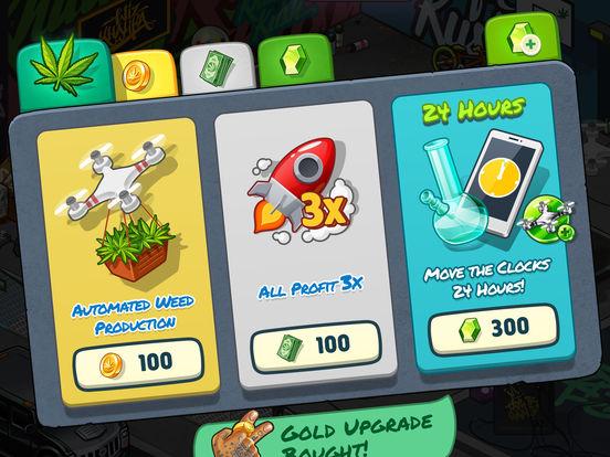 Screenshot #3 for Wiz Khalifa's Weed Farm