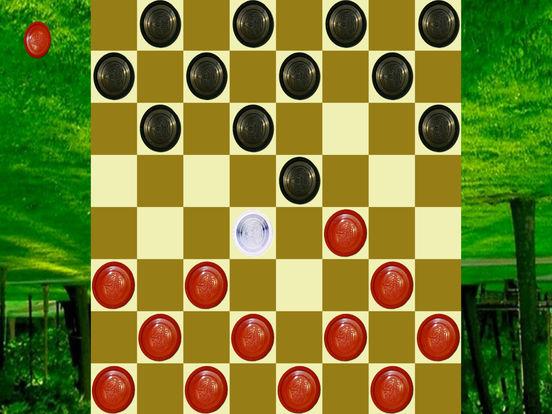 Advanced Checkers iPad Screenshot 1