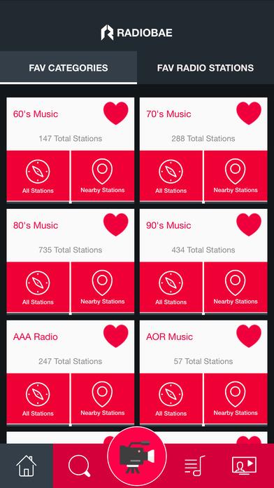 RadioLIT aka RadioBAE screenshot 1