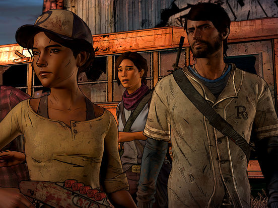 The Walking Dead: A New Frontier Screenshots