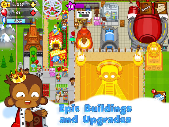 Bloons Monkey City screenshot 8