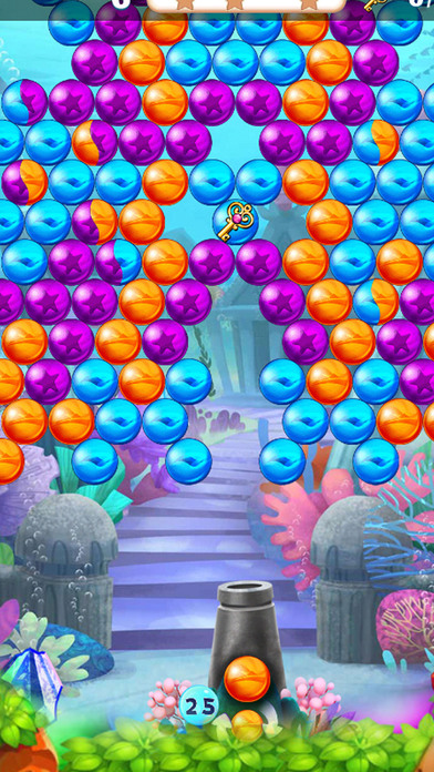 how to play bubble mania level 111
