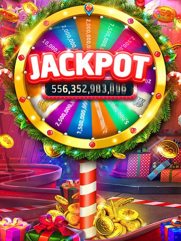 Screenshots of Slotomania Free Slots - Casino Slot Machine Games for iPad