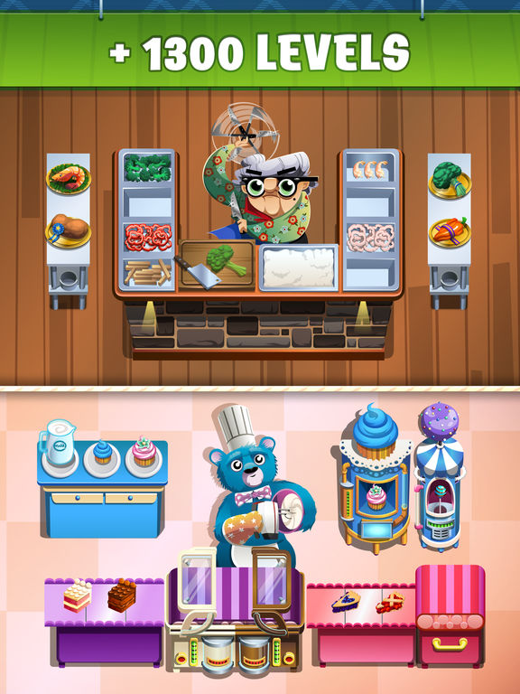 Cooking Dash™ Screenshots