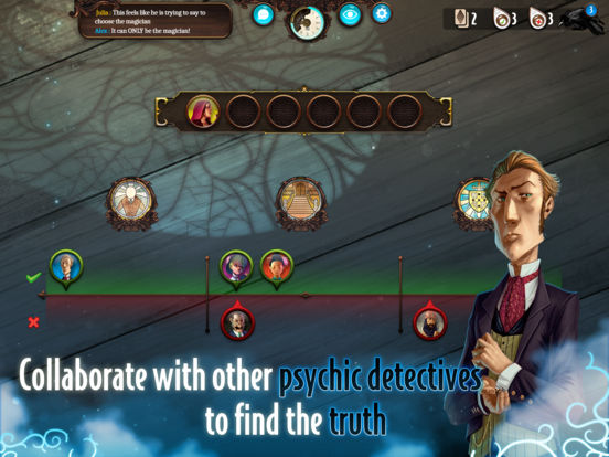 Screenshot #5 for Mysterium: The Psychic Clue Game