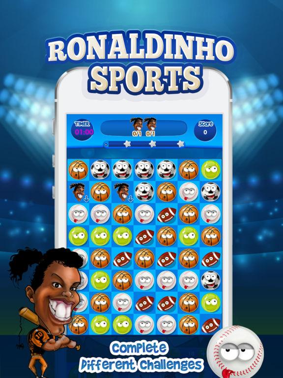 Ronaldinho Sports ™ screenshot 9