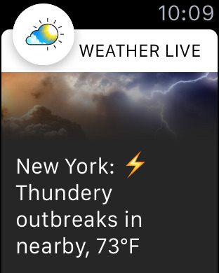 Screenshot #16 for Weather Live - Weather Forecast, Radar, and Alerts