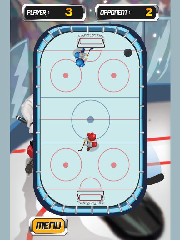 Hockey Shootout Pro! screenshot 10