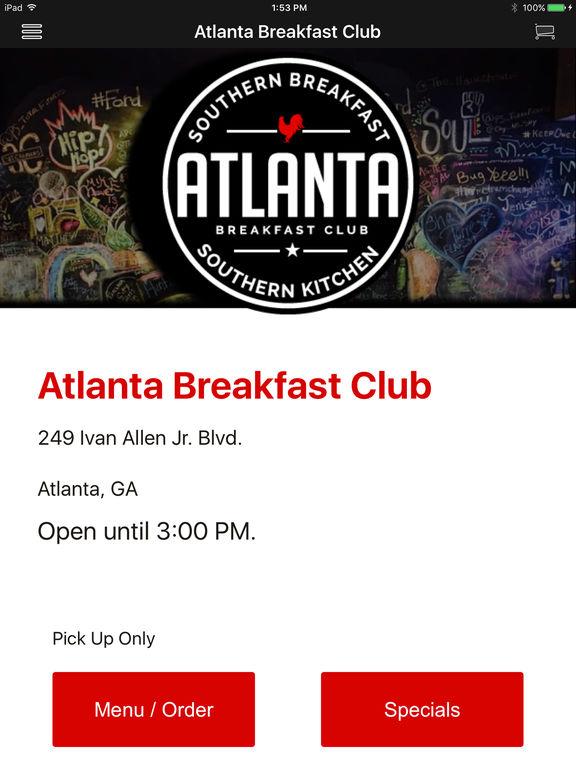 App Shopper: Atlanta Breakfast Club (Food & Drink)