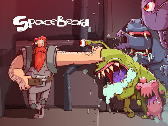 Space Beard Shooter Screenshots