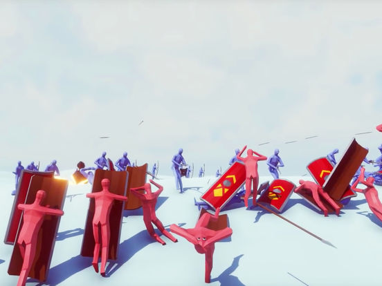 t.a.b.s - Multiplayer Battle Simulator . screenshot 7