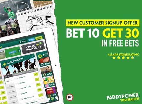 Paddy Power Sports Betting screenshot 1