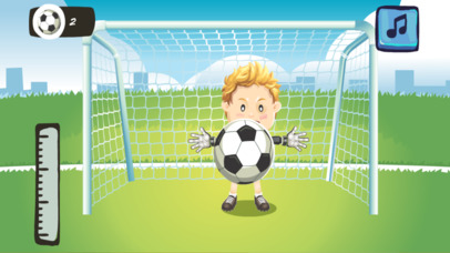 Little Kids Goal Keeper - Save The Goal screenshot 3