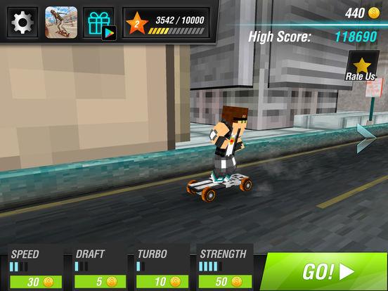Игра Skate Craft: Скейт город