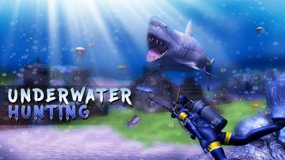 Underwater Harpoon Hunting Full screenshot 1
