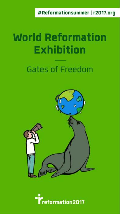 Weltausstellung Reformation screenshot 1