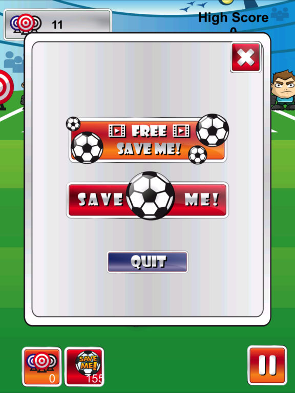 World Soccer Superstar Pro! screenshot 10