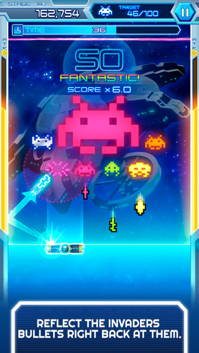Arkanoid vs Space Invaders screenshot 2