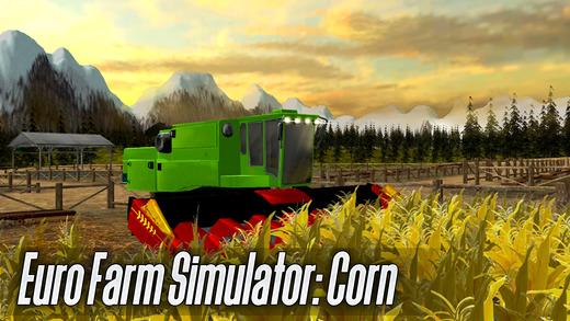 Euro Farm Simulator: Corn Full Screenshots