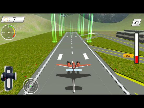Perfect Airplane Pilot Flight Simulator screenshot 8