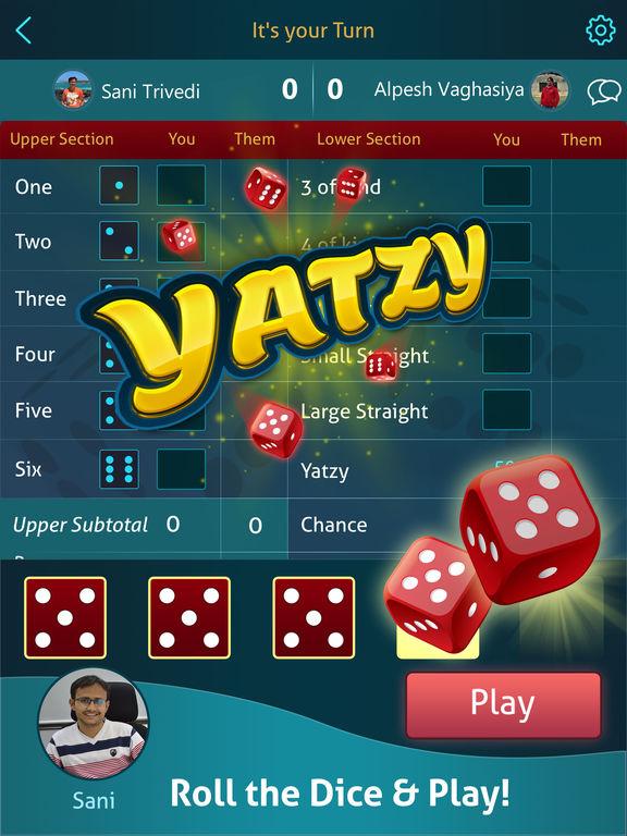yatzy online multiplayer