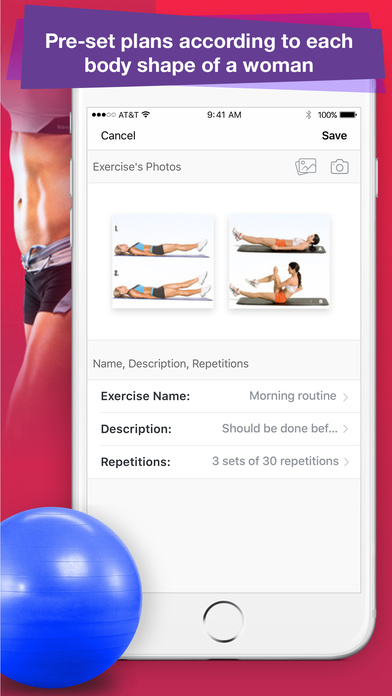 Female Fitness - The Best Exercises Screenshots