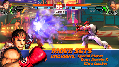 Street Fighter IV CE screenshot 1