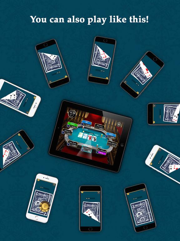 Virtual poker chips app