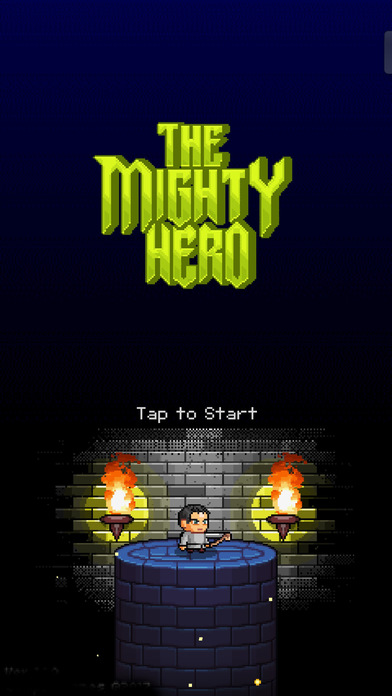 The Mighty Hero screenshot 1