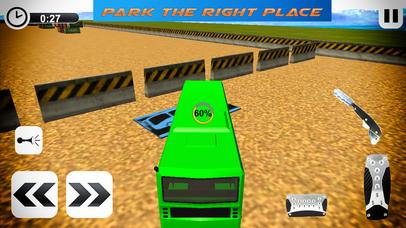 Offroad Tourist Coach Sims - Hill Station Drive screenshot 1