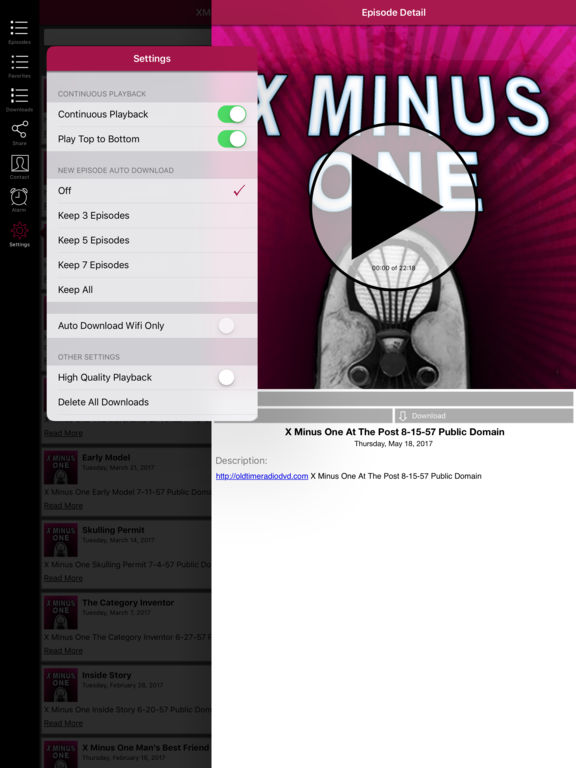 Fisher minus one downloader app