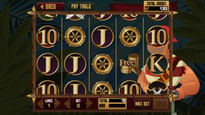 Screenshot 3 Rich Pirates — Slot Machine Game