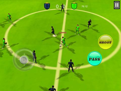 Футбольная игра Challenge 2017 Скриншоты9