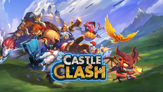 Castle Clash Brave Squads hack tool Gems