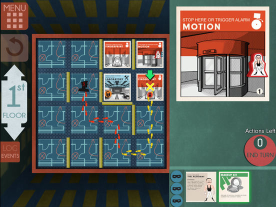 Burgle Bros screenshot 4