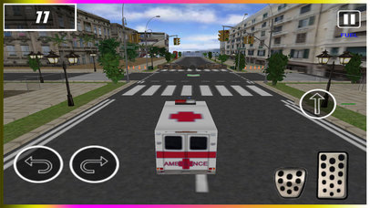 Flying Ambulance Rescue Simulator pro screenshot 3