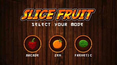 Screenshot 1 Вырезать фрукты.
