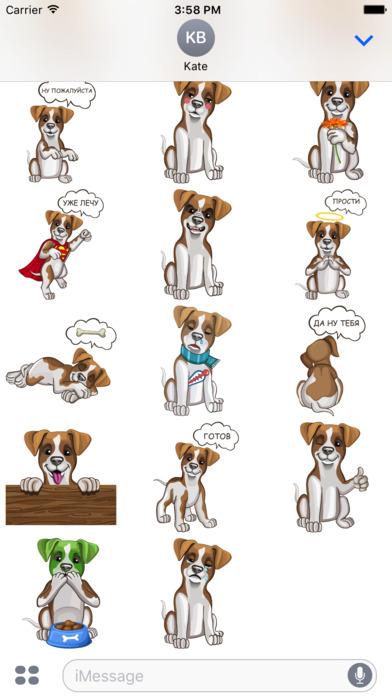 Джек Рассел - милая собачка screenshot 3
