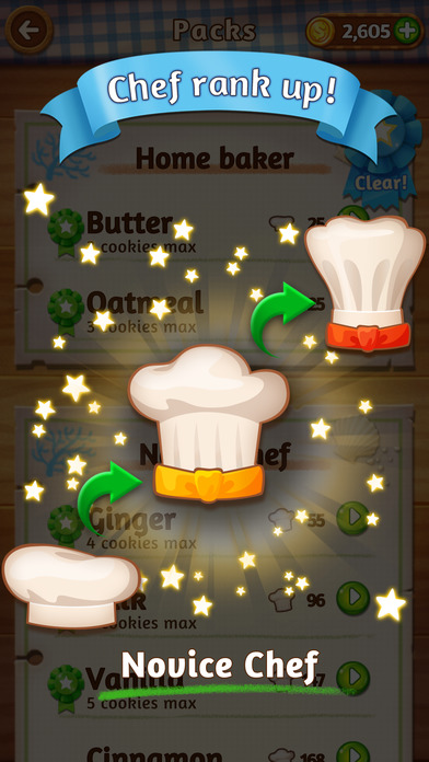 Word Cookies! screenshot 3