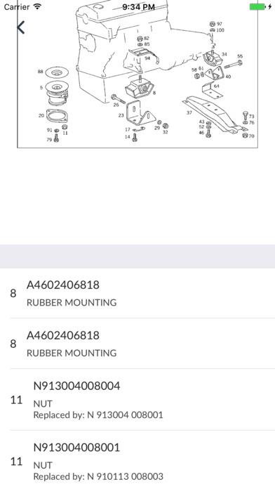 Mercedes benz parts etk car parts for mercedes app for Mercedes benz parts warehouse