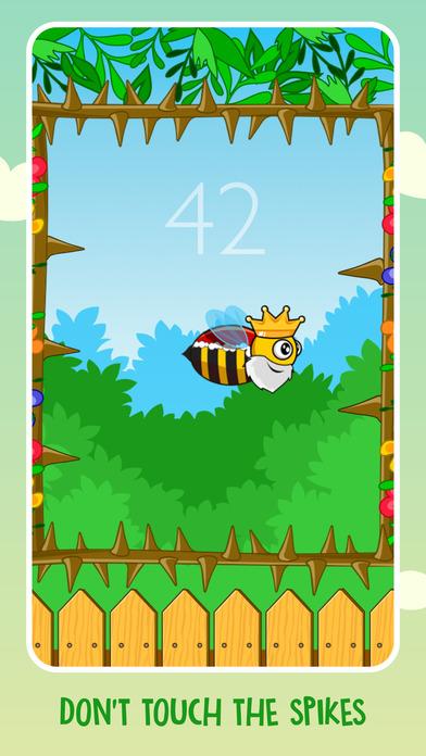Bee Jump screenshot 3
