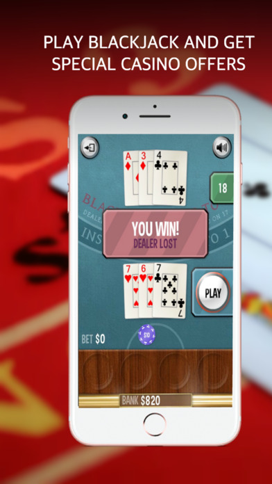 Screenshot 3 Online Blackjack — Best Blackjack App