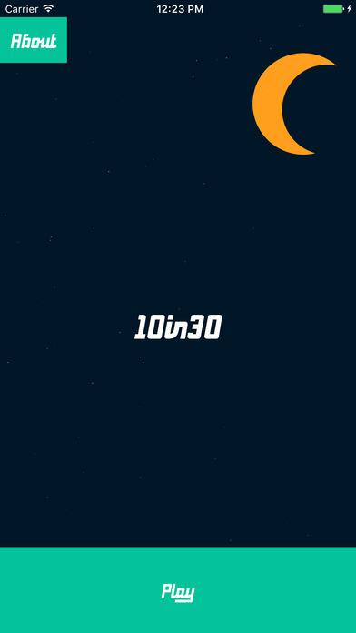 10in30 screenshot 2