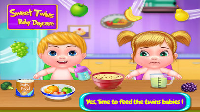 Sweet Twins Baby Daycare screenshot 3