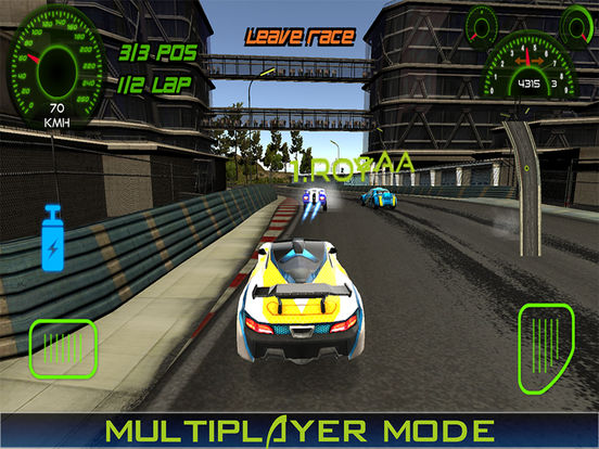 Скачать Turbo Car Racing Multiplayer