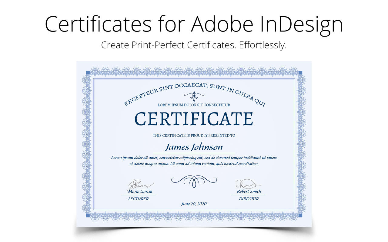 Certificate template adobe image collections certificate design indesign gift certificate template choice image templates certificate template adobe indesign gallery certificate design app shopper yelopaper Choice Image