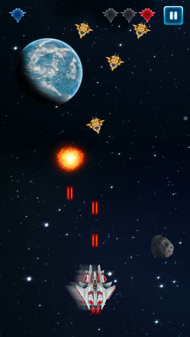 RED STAR DEFENDER screenshot 2