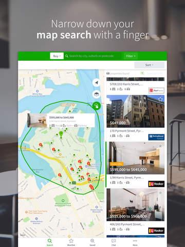 Domain Real Estate & Property screenshot 1